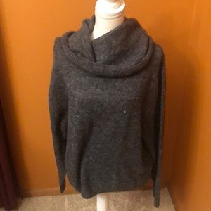 H & M cowl neck sweater.  New. Size m.